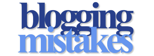 blogging-mistake