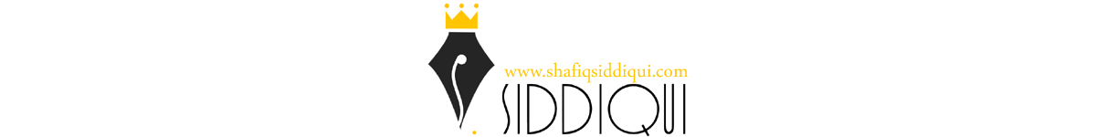 Digital And Social Media Marketing In Pakistan – Shafiq Siddiqui Blogging Expert