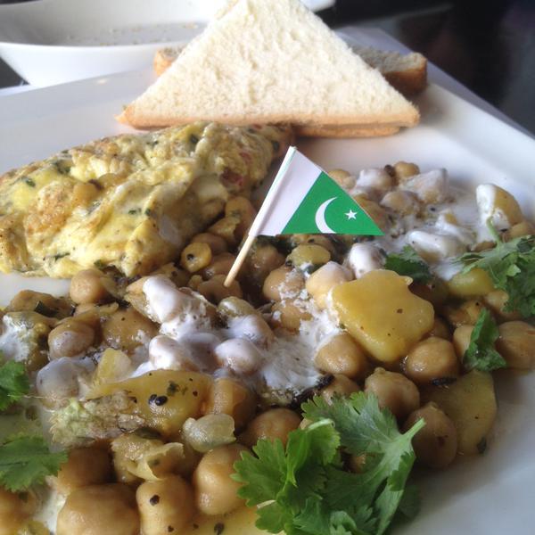 Pakistani Food at Cosmos