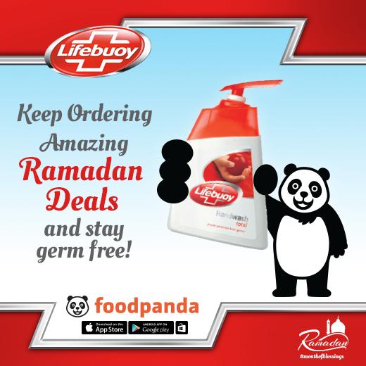 Photo Courtesy: FoodPandaPk Facebook