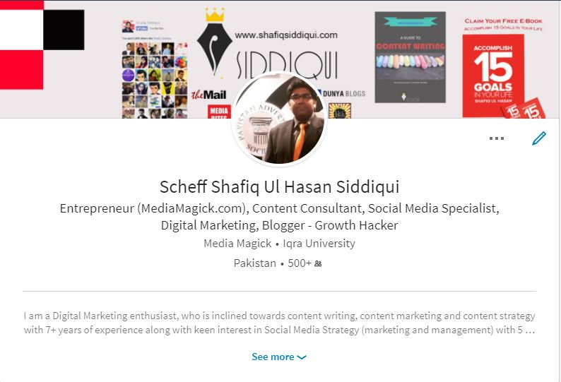 LinkedIn-Optimization-Shafiq-Siddiqui 1