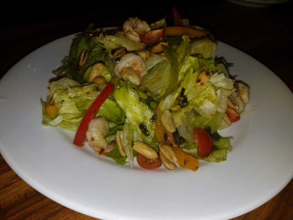 Lazzo De Cafe - Oriental Salad Shafiq Siddiqui 1