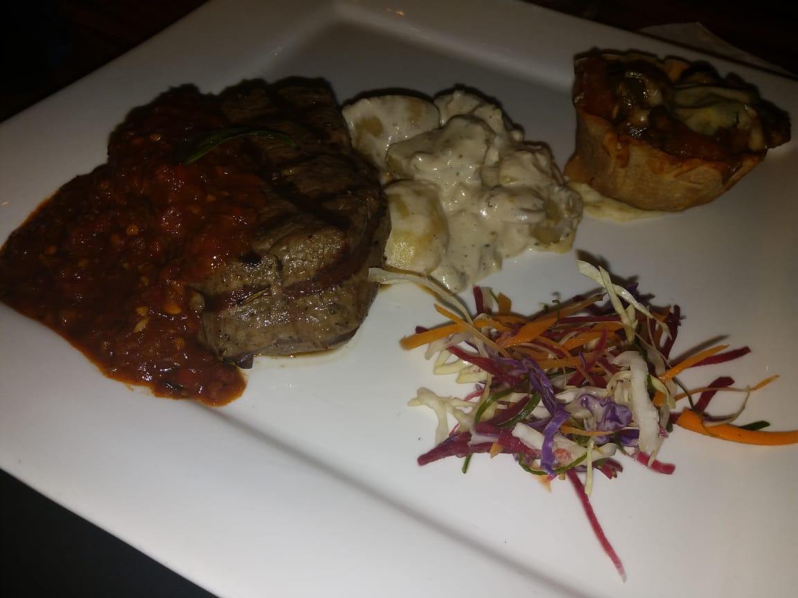 Lazzo De Cafe - Pomodoro Steak Shafiq Siddiqui 2