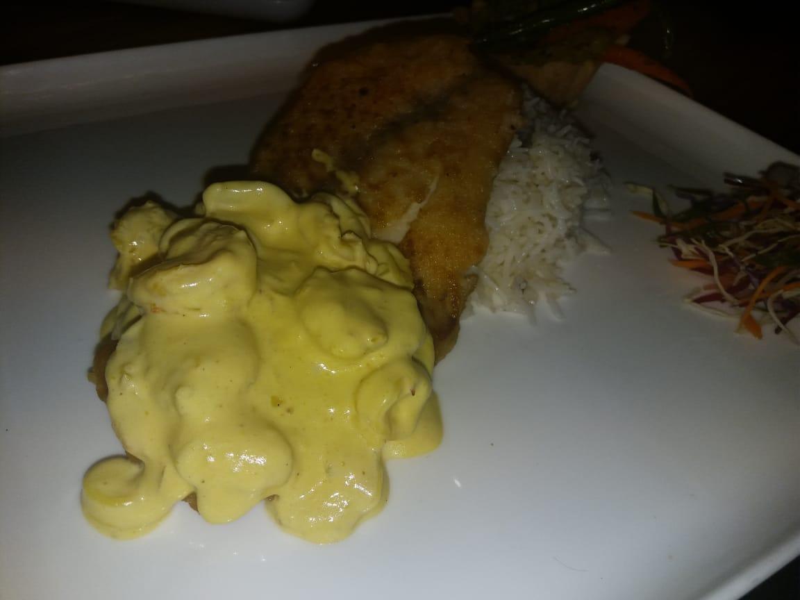 Lazzo De Cafe - Safron Fish Shafiq Siddiqui 2