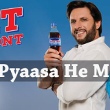 Master Cola Ad Featuring Shahid Afridi Is Anything But Creative