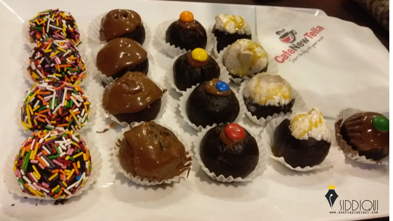 CafeNewTella Karachi Review 1